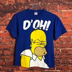 Shirts - 🚫SOLD Homer Simpson '07 Full Body Graphic T-Shirt
